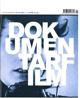 Z nr. 1 2008: Dokumentarfilm