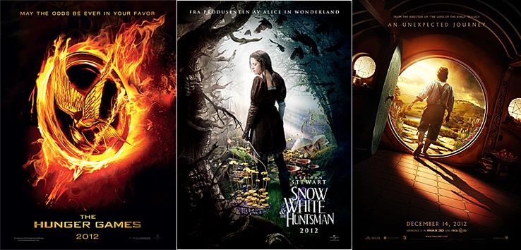 5 filmer jeg gleder meg til i 2012