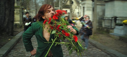 holy motors merde