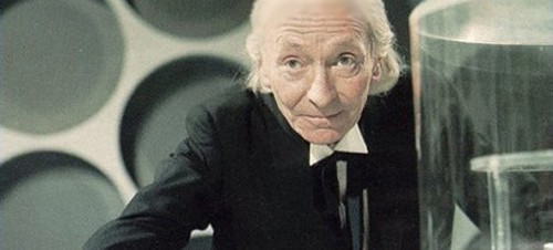 Den forste doktoren William Hartnell Doctor Who