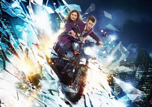 Doctor Who motorsykkel