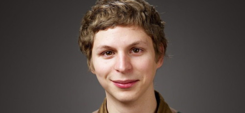 Portrett Michael Cera