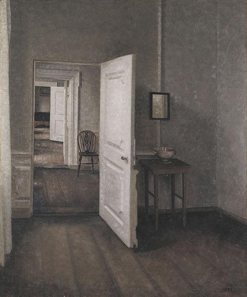 Vilhelm_Hammershoi-_Die_vier_Zimmer,_1914-kopi