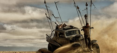 Mad Max: Fury Road. Foto: SF Studios Norge