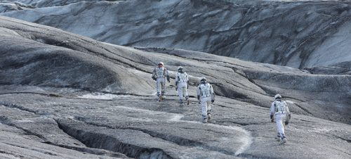 Interstellar, Christopher Nolan. Foto: Warner/SF Studios Norge