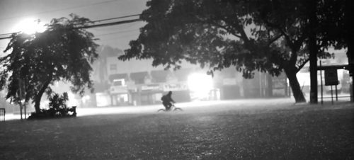 The Day Before the End. Lav Diaz