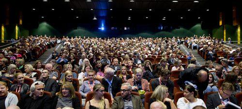Filmfestivalen i Haugesund. FOTO: HAAKON NORDVIK