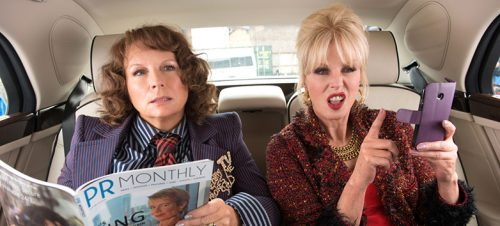 AbFab- The Movie. Foto: Twentieth Century Fox, Norge
