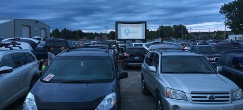 Drive-in kino i Carp, Canada