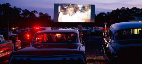 Drive-in kino