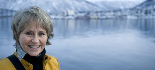 Martha Otte. © Photo: Ingun A. Maehlum/Tromso International Film Festival
