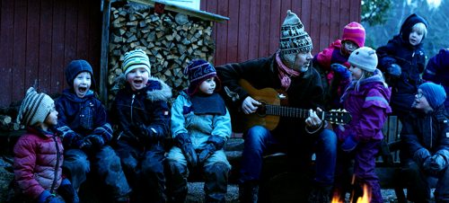 Barndom. Foto: Norsk Filmdistribusjon / Speranza AS