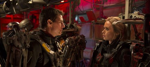 Edge of Tomorrow Foto: Warner Bros Pictures/SF Norge