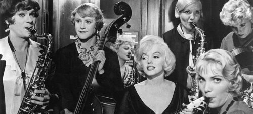 Some Like it Hot, Billy Wilder 1959
