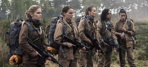 Annihilation, Alex Garland 2018. Foto: Netflix