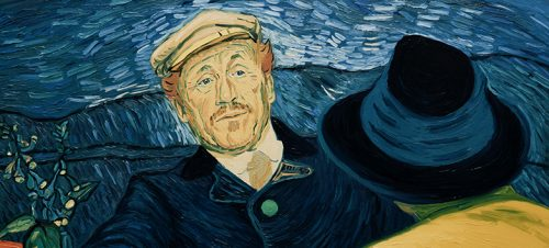 Loving Vincent. Dorota Kobiela/Hugh Welchman 2017. Foto: Selmer Media