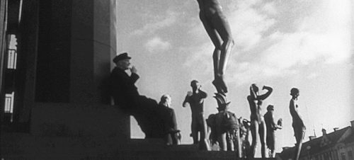 Människor i stad, Arne Sucksdorff 1947)