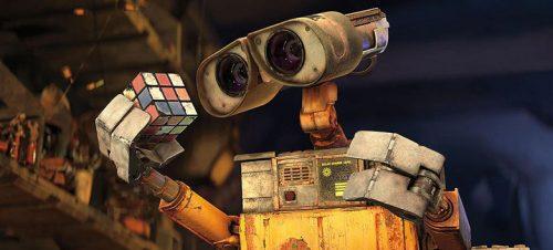 WALL-E. Foto: Pixar/Disney