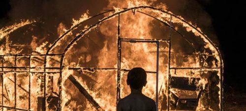 Burning. Lee Chang-dong 2018