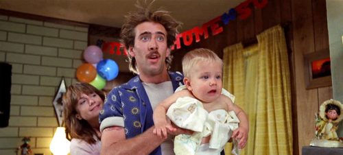 Raising Arizona, 1987