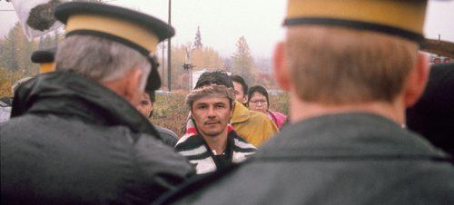 Blockade, Nellie Wild 1993