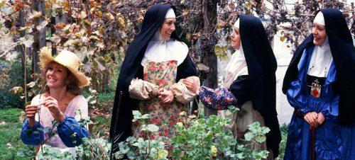 Mørkets søstre, Almodóvar 1983