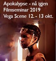 Apokalypse - nå igjen. Filmseminar 2019