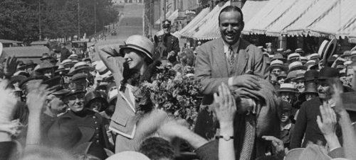 Mary og Douglas eller da Stockholm og Christiania stod på hodet, Oscar Gladtvedt 1924