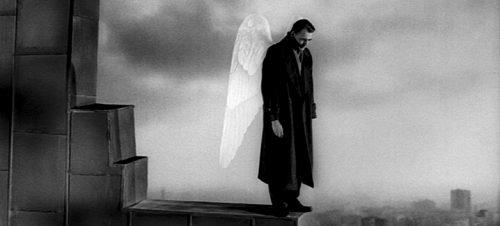 Himmelen over Berlin (Lidenskapens vinger), Wim Wenders 1986/87. Foto: Wim Wenders Stiftung