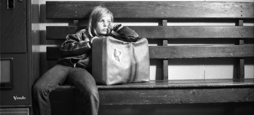 Alice i byene, Wim Wenders 1974. Foto: Wim Wenders Stiftung
