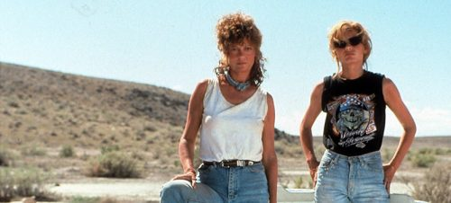 Thelma & Louise, Ridley Scott 1991