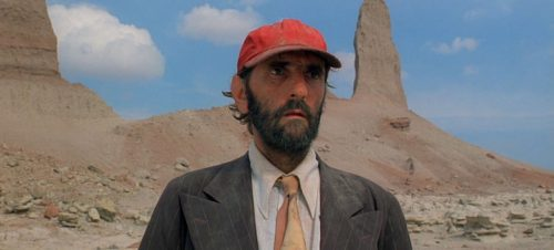 Paris, Texas, Wim Wenders 1984.