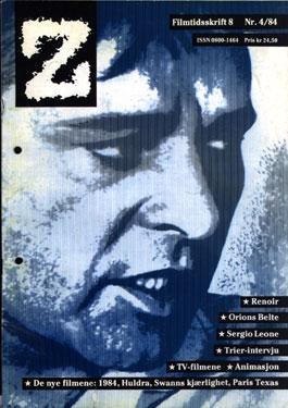 Z nr. 4-1984 (utsolgt)